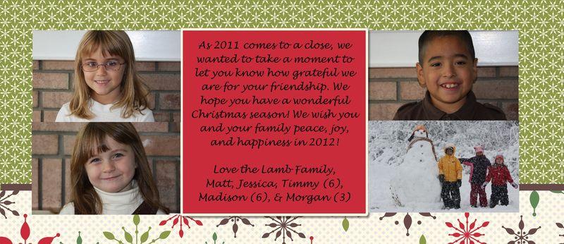 Family Christmas card 2011-002