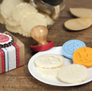 Sweet Press Cookie Stamp project