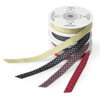 Scallop dot ribbon bundle