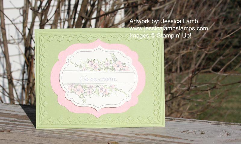 So grateful Apothecary Art card