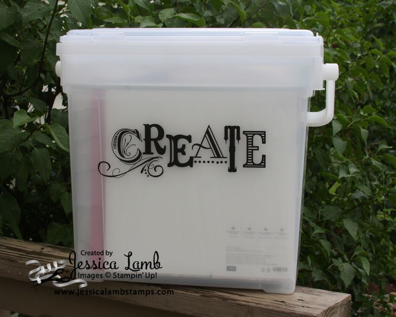 Create decor elements altered paper tote
